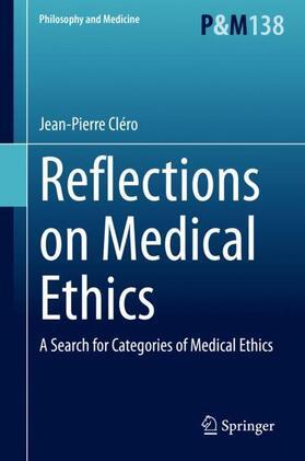 Cléro   Reflections on Medical Ethics   Buch   sack.de
