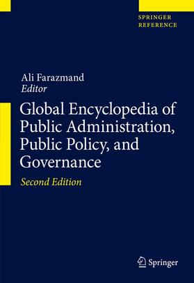 Farazmand | Global Encyclopedia of Public Administration, Public Policy, and Governance | Buch | sack.de