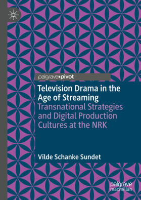 Sundet | Television Drama in the Age of Streaming | Buch | sack.de