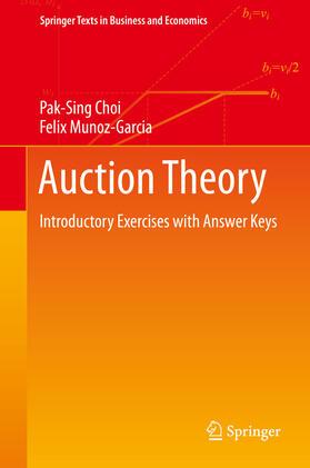 Choi / Munoz-Garcia | Auction Theory | Buch | sack.de