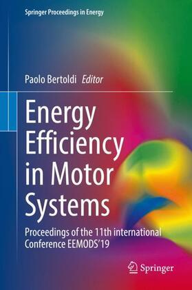 Bertoldi | Energy Efficiency in Motor Systems | Buch | sack.de