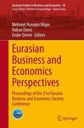 Bilgin / Danis / Demir |  Eurasian Business and Economics Perspectives | eBook | Sack Fachmedien