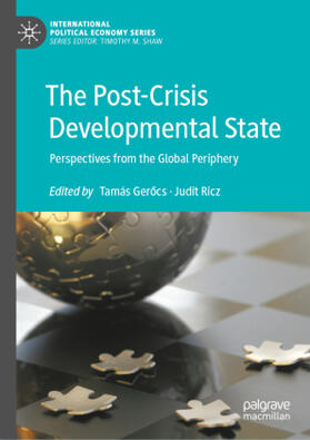 Gerocs / Ricz / Gerocs | The Post-Crisis Developmental State | Buch | sack.de