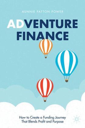 Patton Power | Adventure Finance | Buch | sack.de
