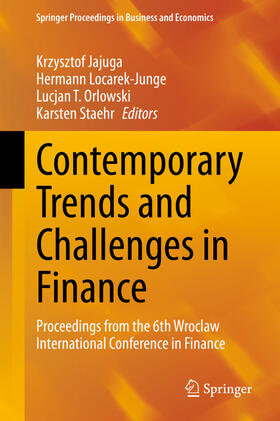 Jajuga / Staehr / Orlowski | Contemporary Trends and Challenges in Finance | Buch | sack.de