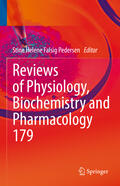 Pedersen |  Reviews of Physiology, Biochemistry and Pharmacology | Buch |  Sack Fachmedien