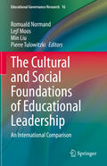 Normand / Moos / Liu |  The Cultural and Social Foundations of Educational Leadership | Buch |  Sack Fachmedien