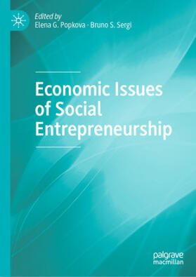Popkova / Sergi   Economic Issues of Social Entrepreneurship   Buch   sack.de