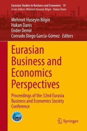 Bilgin / García-Gómez / Demir | Eurasian Business and Economics Perspectives | Buch | sack.de