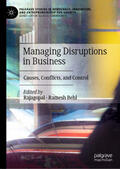 Rajagopal / Behl |  Managing Disruptions in Business | Buch |  Sack Fachmedien