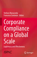 Manacorda / Centonze |  Corporate Compliance on a Global Scale | Buch |  Sack Fachmedien