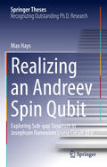Hays    Realizing an Andreev Spin Qubit   Buch    Sack Fachmedien