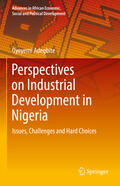Adegbite |  Perspectives on Industrial Development in Nigeria | Buch |  Sack Fachmedien