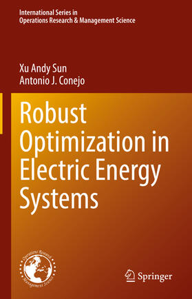 Conejo / Sun | Robust Optimization in Electric Energy Systems | Buch | sack.de