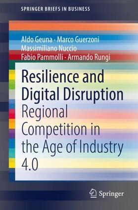 Rungi / Geuna / Guerzoni | Resilience and Digital Disruption | Buch | sack.de