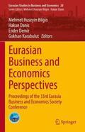 Danis / Bilgin / Karabulut |  Eurasian Business and Economics Perspectives | Buch |  Sack Fachmedien