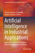 Fernandes / Sharma    Artificial Intelligence in Industrial Applications   Buch    Sack Fachmedien