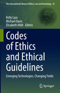 Laas / Davis / Hildt |  Codes of Ethics and Ethical Guidelines | Buch |  Sack Fachmedien