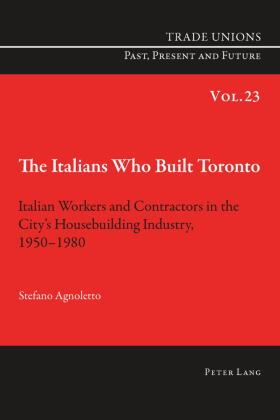 Agnoletto | The Italians Who Built Toronto | Buch | sack.de