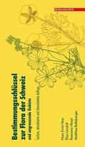 Hess / Landolt / Müller-Hirzel    Bestimmungsschlüssel zur Flora der Schweiz und angrenzender Gebiete   Buch    Sack Fachmedien
