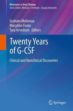 Molineux / Foote / Arvedson | Twenty Years of G-CSF | Buch | sack.de