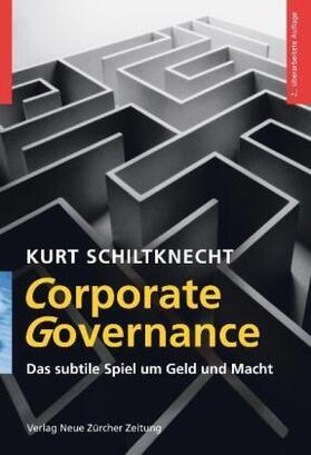 Schiltknecht   Corporate Governance   Buch   sack.de