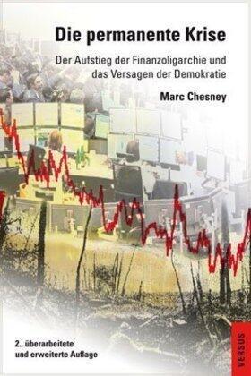 Chesney   Die permanente Krise   Buch   sack.de