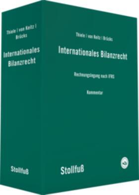 Thiele / Keitz / Brücks   Internationales Bilanzrecht, ohne Fortsetzungsbezug   Loseblattwerk   sack.de