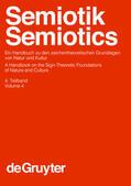 Posner / Robering / Sebeok    Semiotik / Semiotics. 4. Teilband   eBook   Sack Fachmedien
