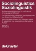 Ammon / Dittmar / Mattheier |  Sociolinguistics / Soziolinguistik. Volume 3 | eBook | Sack Fachmedien