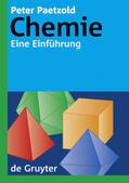 Paetzold    Chemie   eBook   Sack Fachmedien