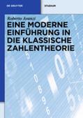 Avanzi |  Klassische Zahlentheorie | Buch |  Sack Fachmedien
