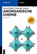 Riedel / Janiak    Anorganische Chemie   eBook   Sack Fachmedien