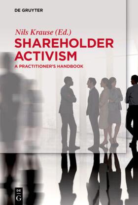 Krause | Shareholder Activism | Buch | Sack Fachmedien