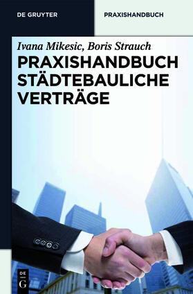 Birkemeyer / Wilke | Praxishandbuch Städtebauliche Verträge | Buch | Sack Fachmedien