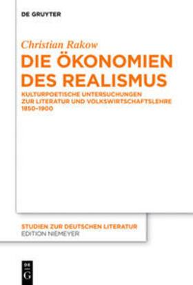 Rakow | Die Ökonomien des Realismus | Buch | sack.de