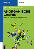 Huheey / Keiter / Keiter    Anorganische Chemie   eBook   Sack Fachmedien