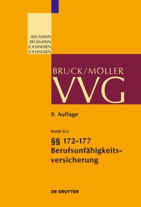 Baumann   Berufsunfähigkeitsversicherung §§ 172-177   Buch   sack.de