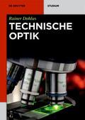 Dohlus |  Technische Optik | eBook | Sack Fachmedien