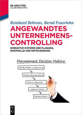 Behrens / Feuerlohn   Angewandtes Unternehmenscontrolling   Buch   Sack Fachmedien