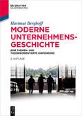 Berghoff |  Moderne Unternehmensgeschichte | Buch |  Sack Fachmedien