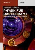 Nienhaus |  Physik für das Lehramt. .3 | Buch |  Sack Fachmedien
