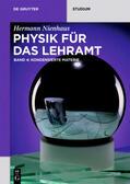 Nienhaus    Physik für das Lehramt. .4   Buch    Sack Fachmedien