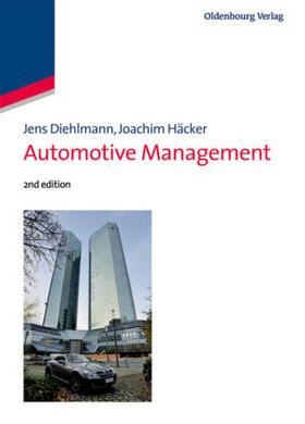 Diehlmann / Häcker   Automotive Management   Buch   sack.de