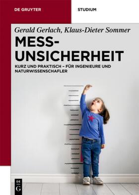 Gerlach / Sommer | Messunsicherheit | Buch | sack.de