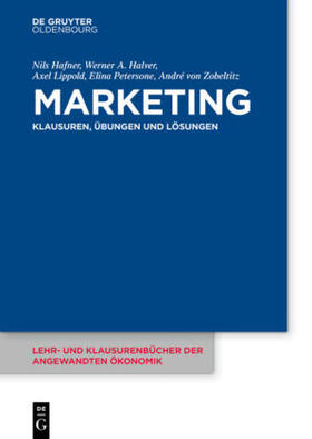 Petersone / Hafner / von Zobeltitz | Marketing | Buch | Sack Fachmedien