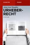 Wandtke |  Urheberrecht | Buch |  Sack Fachmedien