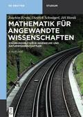 Erven / Schwägerl / Horák |  Mathematik für angewandte Wissenschaften | eBook | Sack Fachmedien