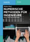 Karl |  Numerische Methoden für Ingenieure | Buch |  Sack Fachmedien