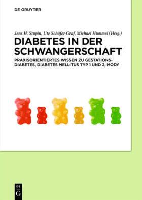 Stupin / Schäfer-Graf / Hummel | Diabetes in der Schwangerschaft | Buch | sack.de